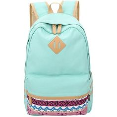 Leaper Casual Style Lightweight Canvas Laptop Bag/Cute backpacks/ Shoulder Bag/ School Backpack/ Travel Bag