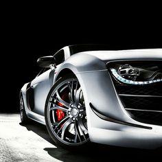 Stunning #Audi R8 Closeup