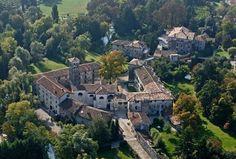 Castello di Strassoldo di Sopra - Strassoldo - Friuli Venezia Giulia