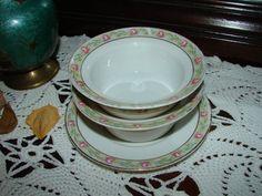 Antique MZ Moritz Zdekauer Porcelain by BackStageVintageShop