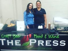 #food @thepressstaug  Stop by our table from 2-4 today Saturday the 27th at First Coast Technical College at the Chocolate and Beyond event!!!! Simone and Audrey will be serving our delicious homemade white chocolate Bread Pudding and giving out free draft coupons!!! #thepressstaug  #staugustinebuzz  #staugfoodies  #staugfoodieadventures  #freedrafts #breadpudding