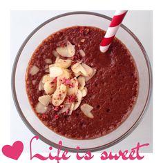 Take it easy... Health and delicious is posible! La vida es dulce, hagámosla también saludable! Descubre cómo en comersanoesfacil.com