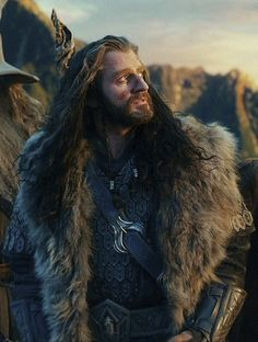 Thorin. I love this scene.