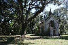 7. A lovely location-St. Mary Chapel, Natchez, MS - This would be an amazing photography site!