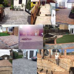 Some recent landscape design work completed in Cardiff