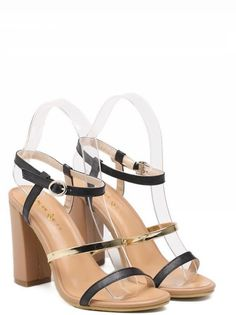 High Thick Heel Sweet Sandal (size 35-40) _Sandal_WHOLESALE SHOES_Wholesale clothing, Wholesale Clothes Online From China