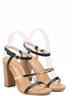 High Thick Heel Sweet Sandal (size 35-40) _Sandal_WHOLESALE SHOES_Wholesale clothing, Wholesale Clothes Online From China Shoes Wholesale, Wholesale Clothing, Stylish Sandals, Thick Heels, China, Sweet, Clothes, Fashion, Candy