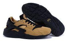 brand new ed148 c48be Men Shoes Nike Air Huarache Premium Triple Khaki Black Nike Air Huarache -  Nike official website Up to discount