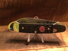 German Boker Canoe Pocket Knife by KindredofTN on Etsy