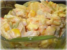 Potato Salad, Shrimp, Potatoes, Ethnic Recipes, Food, Lasagna, Cooking, Potato, Essen