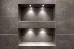 Bildresultat för grå kalksten badrum