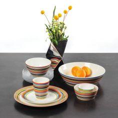 Origo Dessert Bowl Orange Skandinavian Fashion, Dessert Bowls, Tablescapes, Dinnerware, Home Goods, Kitchen Decor, Dishes, Dining, Tableware