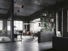 ArtStation - Office 44, Mohsen Hashemi