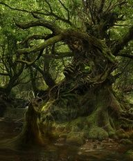 orctober: The Green Man has symbolized the cycle... - In the Shadows