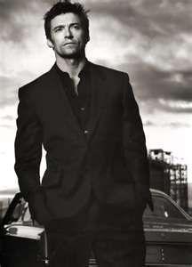 Hugh Jackman aka wolverine aka the great danton aka BADASS!