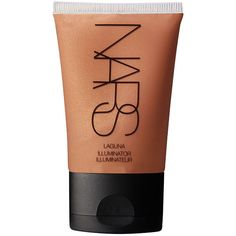 NARS Laguna Illuminator - Laguna (£20) ❤ liked on Polyvore featuring beauty products, makeup, beauty, fillers, laguna, shimmer makeup, nars cosmetics and sheer makeup