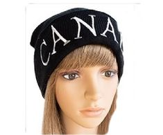 CANADA CANADIAN BLACK SKI HAT TUQUE BEANIE CHAPEAU #beanie #beaniehat #unisexbeanie #Canada #Canadabeanie #winterhat #winterbeanie #winterfashion #winter2020 Beanie Hats, Beanies, Ski Hats, Winter Accessories, One Size Fits All, Skiing, Winter Fashion, Winter Hats, Unisex