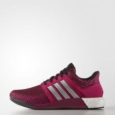 adidas Stealth Boost Shoes - Pink | adidas US