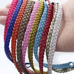 6 Mosquito Bug Insect Repellent Leather Bracelets in 10 Colors- Family Pack - DEET Free Wristands Pest Control Repeller No Spray All Natural Plant Oils Repelling Product - 3 x 2 Color Packs (Color: Silver) OUTXPRO http://smile.amazon.com/dp/B00XUOOYDW/ref=cm_sw_r_pi_dp_NkjXwb1W385W3