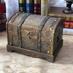 Acheter Coffre Pirate - Coffre Trésor   Jolly Roger