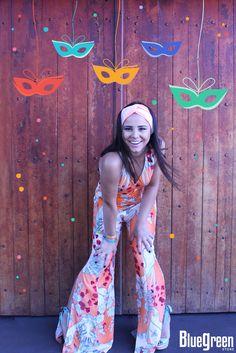 O colorido da BlueGreen Store vai deixar seu carnaval muito mais divertido!