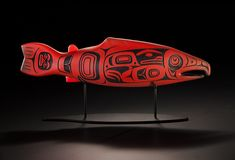 Work - Preston Singletary (Tlingit) We Buy! Sell! Trade! Collect! Import! Export! Barter! call 204 381 1587 Let Us Know WHAT You HAVE!