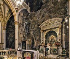 El origen milagroso de una de las iglesias católicas más bellas del mundo | Caballeros de la Virgen