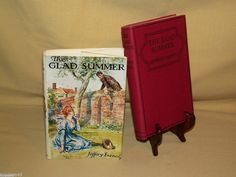THE GLAD SUMMER JEFFREY FARNOL HC/DJ SAMPSON LOW MARSTON 1951 SENTIMENTAL IDYLL