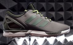 adidas ZX FLUX: Designer Chat, Berlin Debut & Detailed Pictures