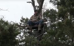 Slumper Hunting Seats Review When it comes to hunting tree stands for long hours, nothing else matters exceptbeing comfortable. I own dozens of treestands from ladder stands to hang-on's and climbers. Every stand eitherhas no seat cushion or the bare minimum thin seatpad that comes with it. This makes it difficult to sit still for long hours and puts a hurting on my old bones during the course of an entire season. I am here to tell you I have found the solution to this problem an...