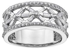 White Gold ring with diamonds White Gold Rings, Diamond Rings, Diamonds, Engagement Rings, Jewelry, Enagement Rings, White Gold Wedding Rings, Wedding Rings, Jewlery