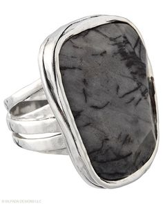 http://sild.es/mJP Abstract Ring, Rings - Silpada Designs