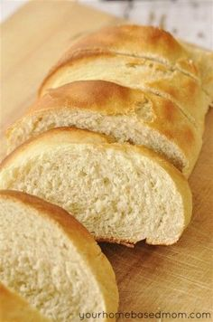 Quick & Easy French Bread - the perfect addition to any meal     by yourhomebasedmom  #Bread #FrenchBread #EasyBread
