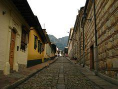Calle Camarin del Carmen Street, Colombia
