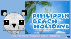 Looking for the ultimate beach holiday? Don't know where in the Philippines? Enjoy the best of the islands Find info from Philippine Beach Holidays! Holiday Destinations, Travel Destinations, Batanes, Philippines Beaches, Tourist Spots, Beach Holiday, Best Location, Long Weekend, Where To Go