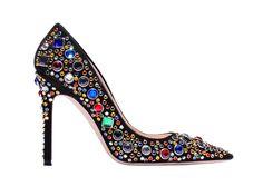 Les escarpins de Noël Miu Miu http://www.vogue.fr/mode/les-shoes-de-la-semaine/diaporama/les-escarpins-de-noel-miu-miu/16371