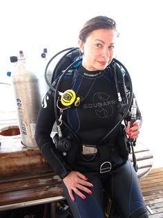 Scuba Girl, Womens Wetsuit, Scuba Diving, Burns, Charlotte, Dolls, Woman, Water, Fashion
