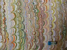 Carta marmorizzata, marbled paper, marmorpapier, papier marbrè, papel marmolado | by papieR-Royal.com