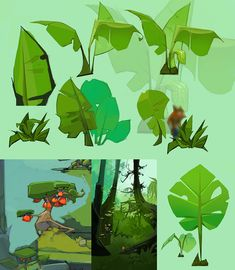 ArtStation - Searching for the game visual style and such... , Branislav Perkovic