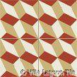 encaustic tile (cuban tile, cement tile)
