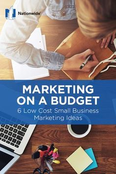 Small business marketing doesn't have to cost a fortune, but it takes time and effort to develop and execute a full range of low-cost or no-cost marketing tools. Try these 6 budget marketing ideas from Nationwide to help grow your business. Click to learn more.