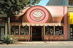 Our very own CUTE bakery!