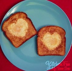 Valentine's Day Toast