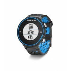 The Garmin Forerunner 620 uses HRM-Run to measure all kinds of markers about your running, everything from your cadence and ground contact to your vertical oscillation, which is a fancy way of saying how much unnecessary movement you have in your run.