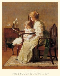 Mother and Child, c.1885  Art Print  by Francis Coates Jones