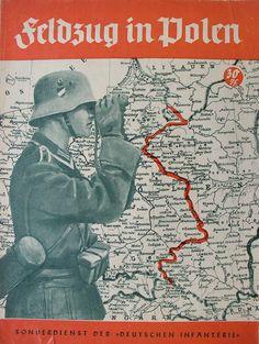 "Exponat: Zeitschrift: ""Feldzug gegen Polen"", 1939"
