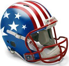 Image detail for -New NFL helmet designs NOV 11 2009