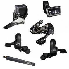 BEST PRICE : Shimano XTR Di2 M9050 Kit - 3x11-speed