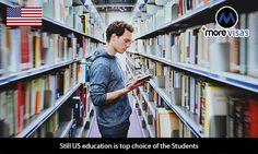 https://www.blog.morevisas.com/us-education-still-a-top-choice-of-students/   #US #Education Still a Top Choice of #Students. Read more...  #MoreVisas