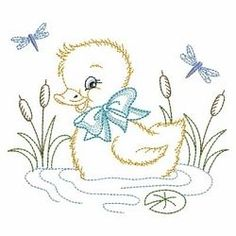 Vintage Baby Animals 3, 4 - 3 Sizes! | What's New | Machine Embroidery Designs | SWAKembroidery.com Ace Points Embroidery